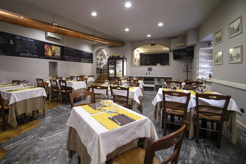 sala pizzeria napoletana roma